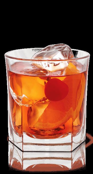 100% Rye Old Fashioned