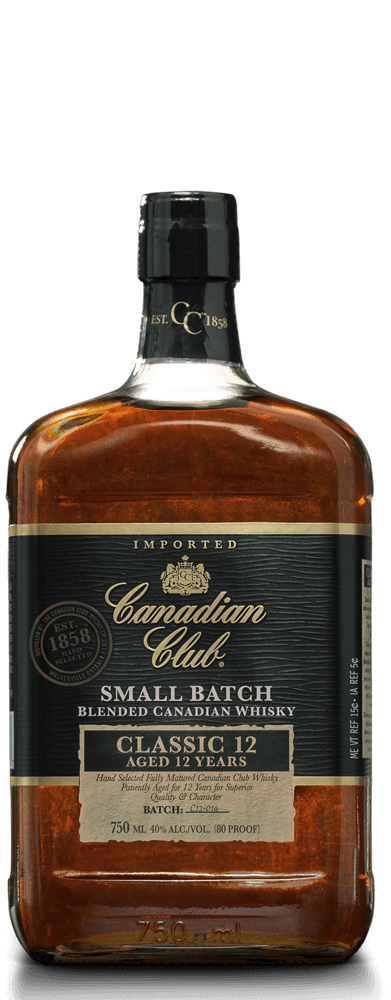 Canadian Club<span>®</span> Classic 12 Year Old