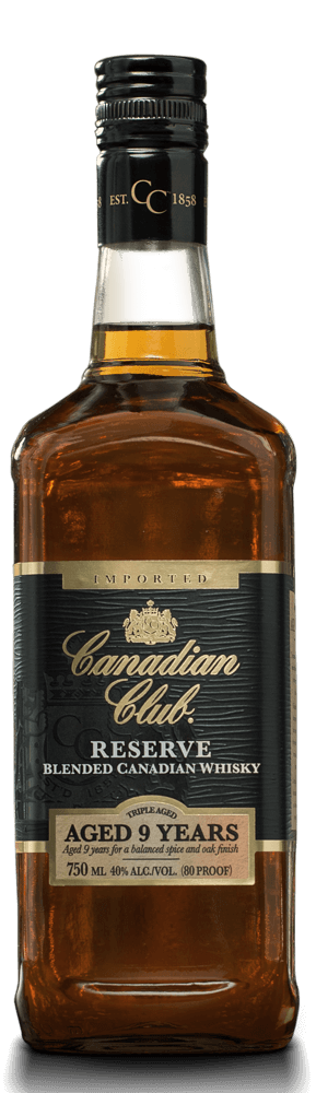 Canadian Club<span>®</span> Reserve 9 Year Old
